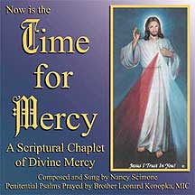 Time for Mercy CD Cover