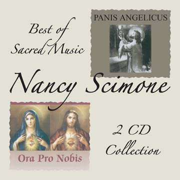 Best of Sacred Music Nancy Scimone CD